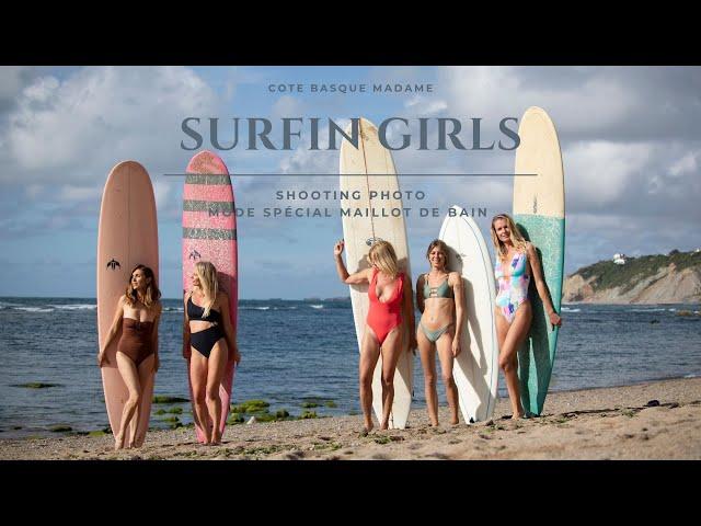 SURFIN GIRLS : mode été 2021