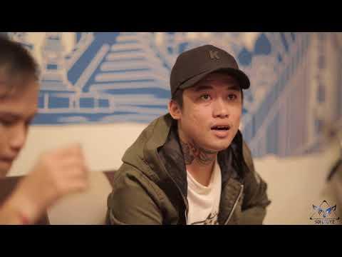 Underground Talk 12: Jombie - quyết tâm bùng cháy vì một câu nói của Việt Dragon