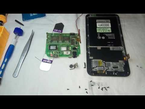 Замена Дисплея и тачскрина Lenovo a916
