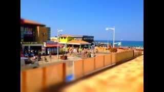 Lacanau Ocean TIME LAPS tourisme vacances juillet 2013