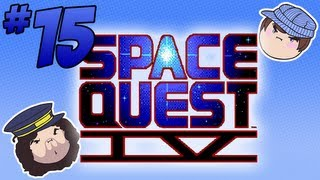 Space Quest IV: Electronic Hums - PART 15 - Steam Train