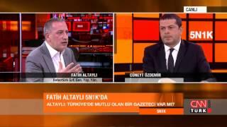 Gambar cover Cüneyt Özdemir'den Fatih Altaylı'ya istifa sorusu (5N1K)
