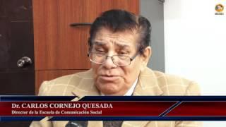 Tema: 69 Aniversario de la EAP de Comunicación Social