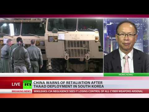 US deploys THAAD in S. Korea despite Russia, China opposition