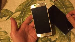Galaxy Note 5: Black Screen Issue / Can't See Screen / Display Wont Wake Up- No Problem