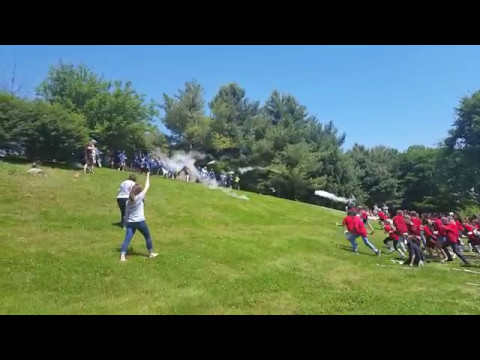 Country Heights Elementary School Battle of Bunker Hill Re-enactment