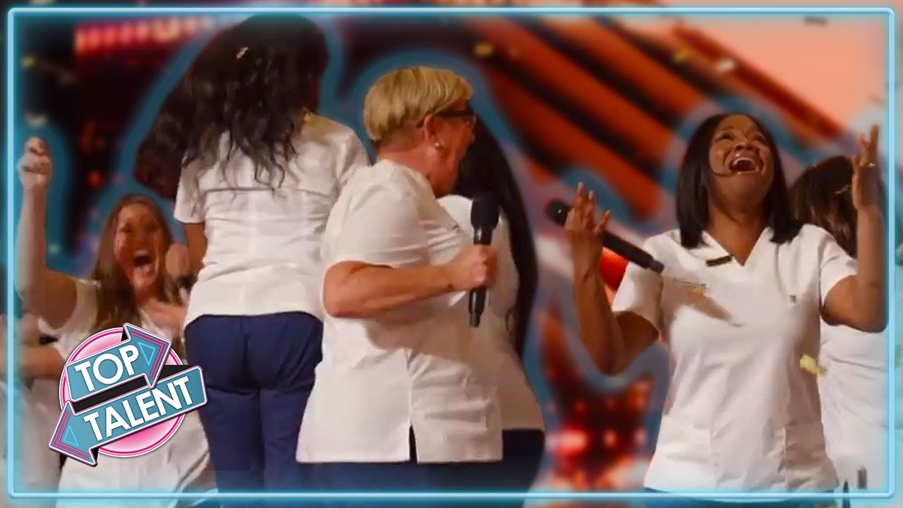 INSPIRATIONAL Doctors And Nurse Auditions On Got Talent And Idol!   Top Talent
