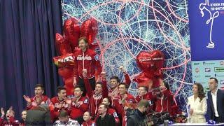 Alina Zagitova First Channel 1TV Cup 2021 Ladies FS