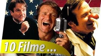 ROBIN WILLIAMS | 10 Filme, die man gesehen haben muss