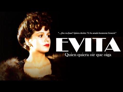 Evita, Quien quiera oír que oiga - Flavia Palmiero 1984- (Película Completa)