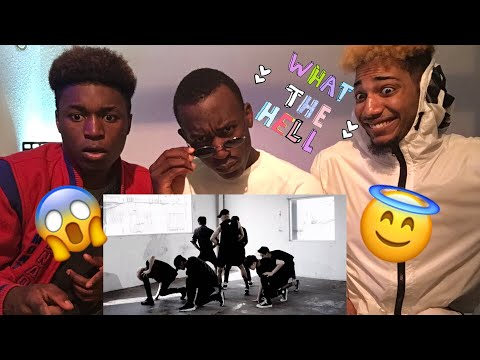 Rapper & Dancers React To Got7 hard carry dance practice