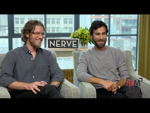 Henry Joost & Ariel Schulman Interview - Nerve Mp3