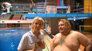 Невероятный прыжок в воду Александра Морозова. Вышка. 30.06.13.