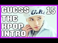 KPOP QUIZ: Guess the Song Intro #15
