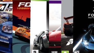 Forza Motorsport 1-2-3-4-5-6 Comparison |HD|