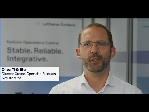 From airliner to airliner - Oliver Director Ground Operation Products / Lufthansa Systems