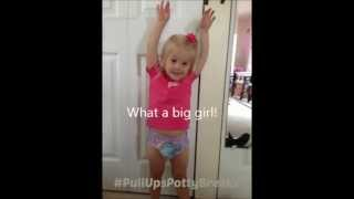 Potty Training with Huggies Pull-Ups