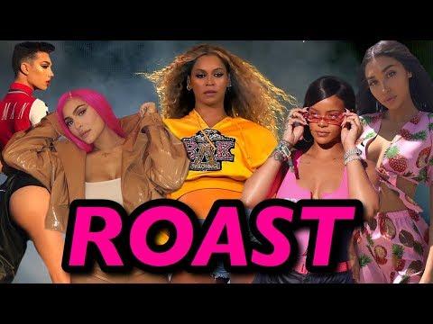COACHELLA FASHION ROAST 2018 (FASHION REVIEW ft. Beyonce, James Charles, Kylie Jenner, Rihanna)