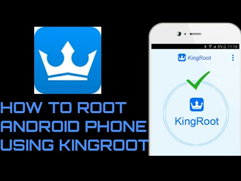 How to ROOT android phone using KINGROOT 2018