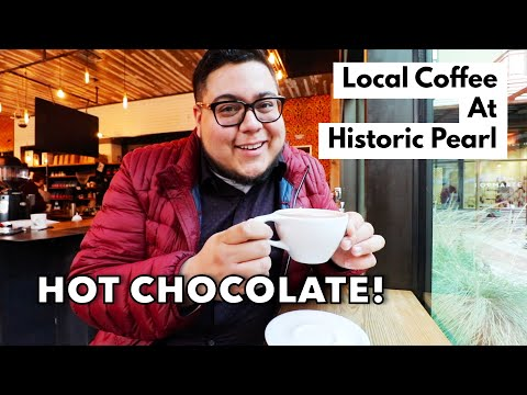 Local Coffee at Pearl - San Antonio Food Review - Full Nelson Eats
