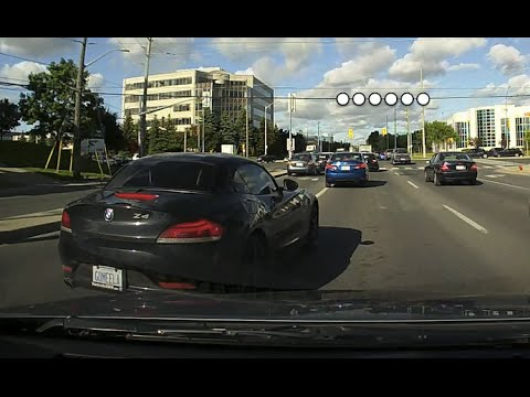 Bad Drivers of York Region (2) - Ontario, Canada