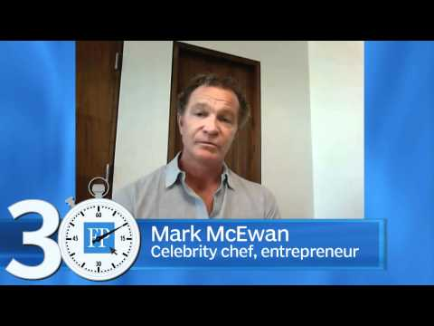 What did you learn from the recession? Mark McEwan