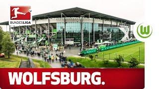 Stunning Hyperlapse of Wolfsburg's Volkswagen Arena
