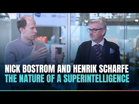 The nature of a superintelligence