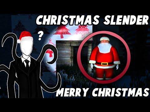 Slender Santa!   Slender: Christmas Special