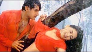 Bheegi Hui Hai Raat Magar ((( Lyrics ))) HD - Sangram (1993) Ajay Devgn, Ayesha Jhulka
