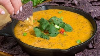 How to Make Chili's Chile Con Queso Dip | Get the Dish