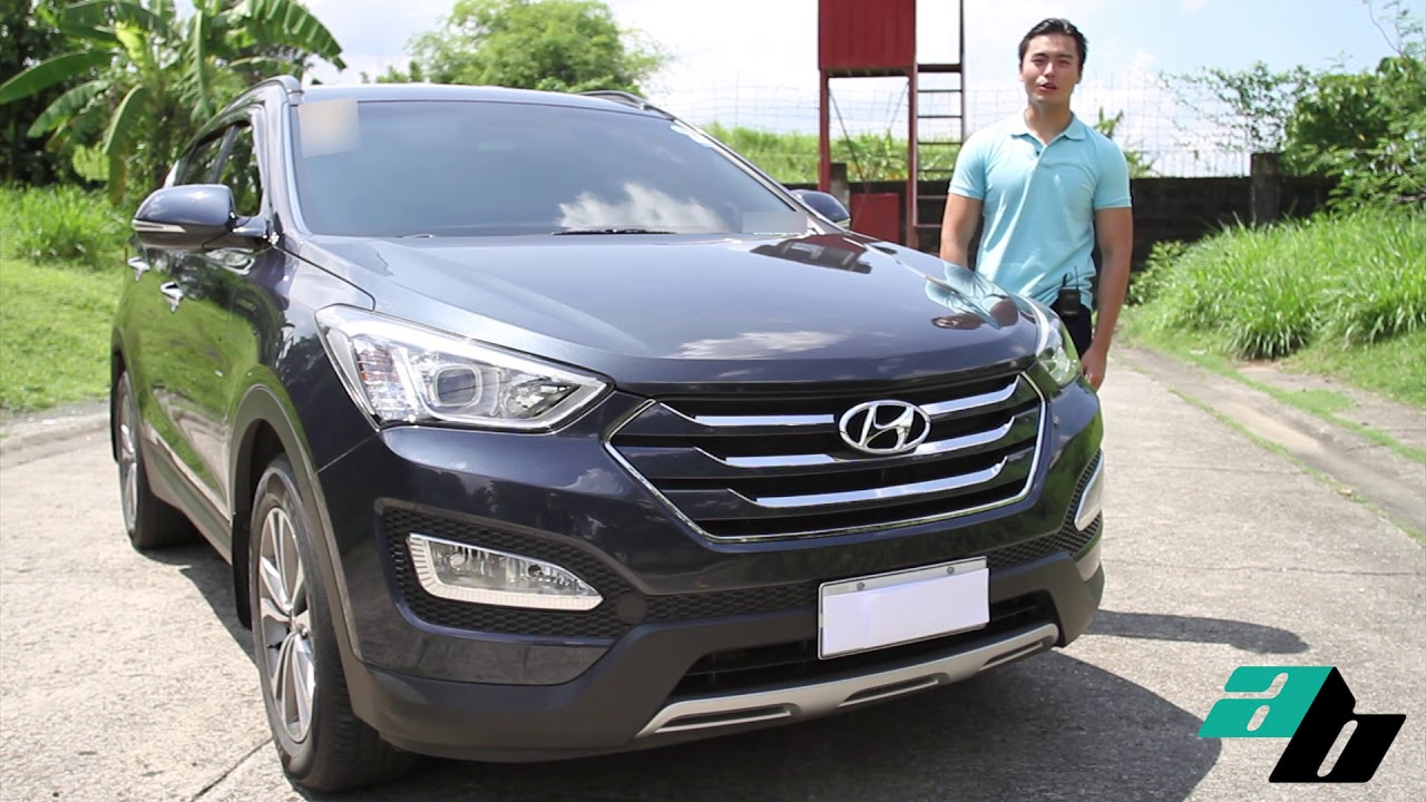 Autobuyers- Car Owner Review - Douglas Tan's Hyundai Santa Fe