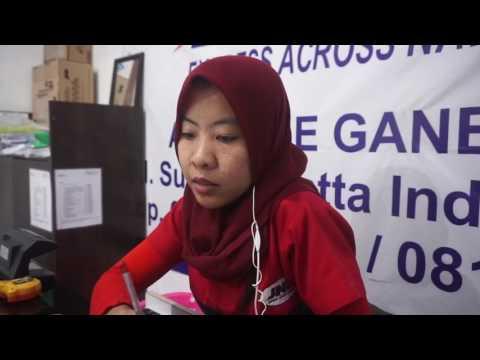 Interview JNE Agen Ganesha Malang (Business Practice 4)