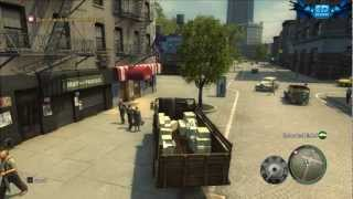 Mafia 2 PC Gameplay Part 15  Maxed Out Settings 720p HD