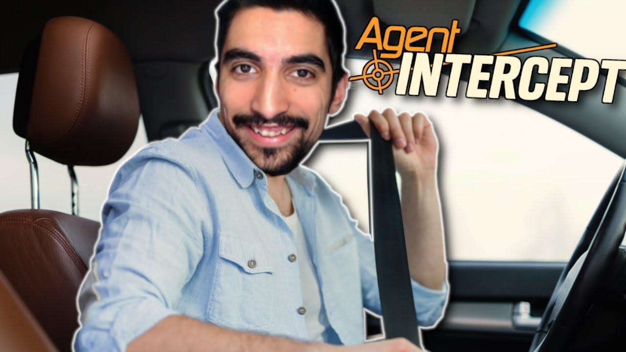 Σώζοντας την ανθρωπότητα με ένα αυτοκίνητο - Agent Intercept | LegitGamingGR