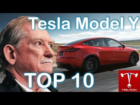 #181 Tesla Model Y TOP 10 od Sandy Munro  | Teslacek