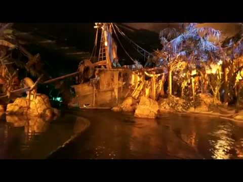 POV Ride on Pirates of the Caribbean at Disneyland Paris