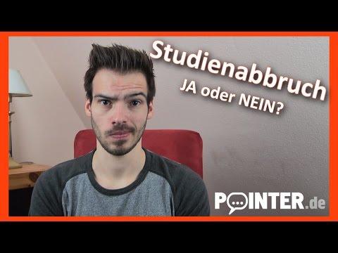 Patrick vloggt - Studienabbruch: Ja oder Nein?