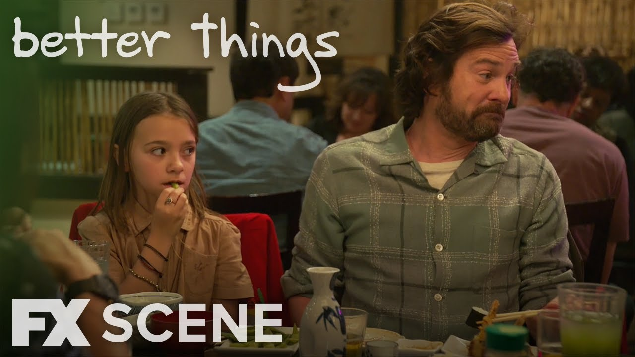 Download Better Things | Season 2 Ep. 5: Dinner With The Family Scene | FX