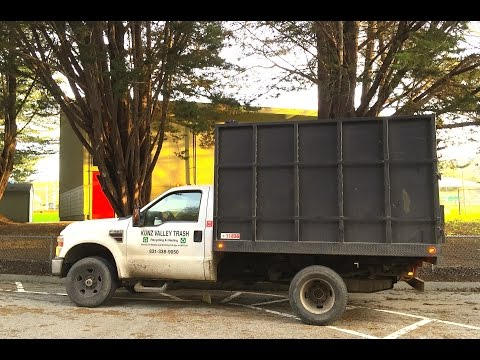 This Is My Trash Company: Kunz Valley Trash