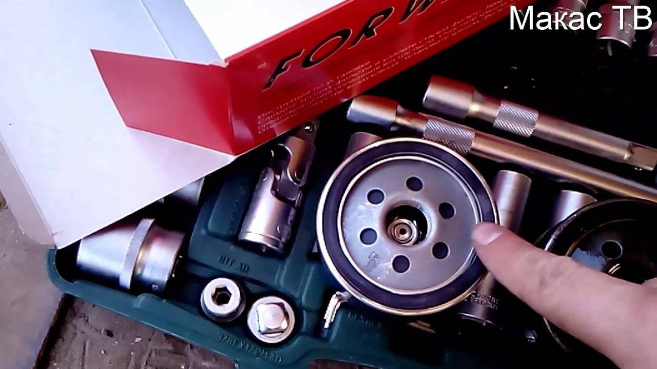 Меняем воздушный фильтр Nissan Tiida - YouTube