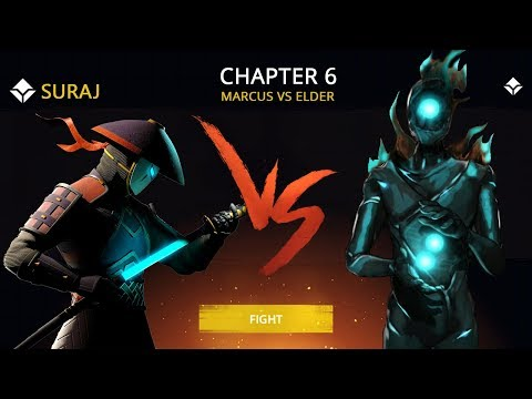 Shadow Fight 3 Official Chapter 6 Battle Marcus vs Elder Walkthrough Part 27