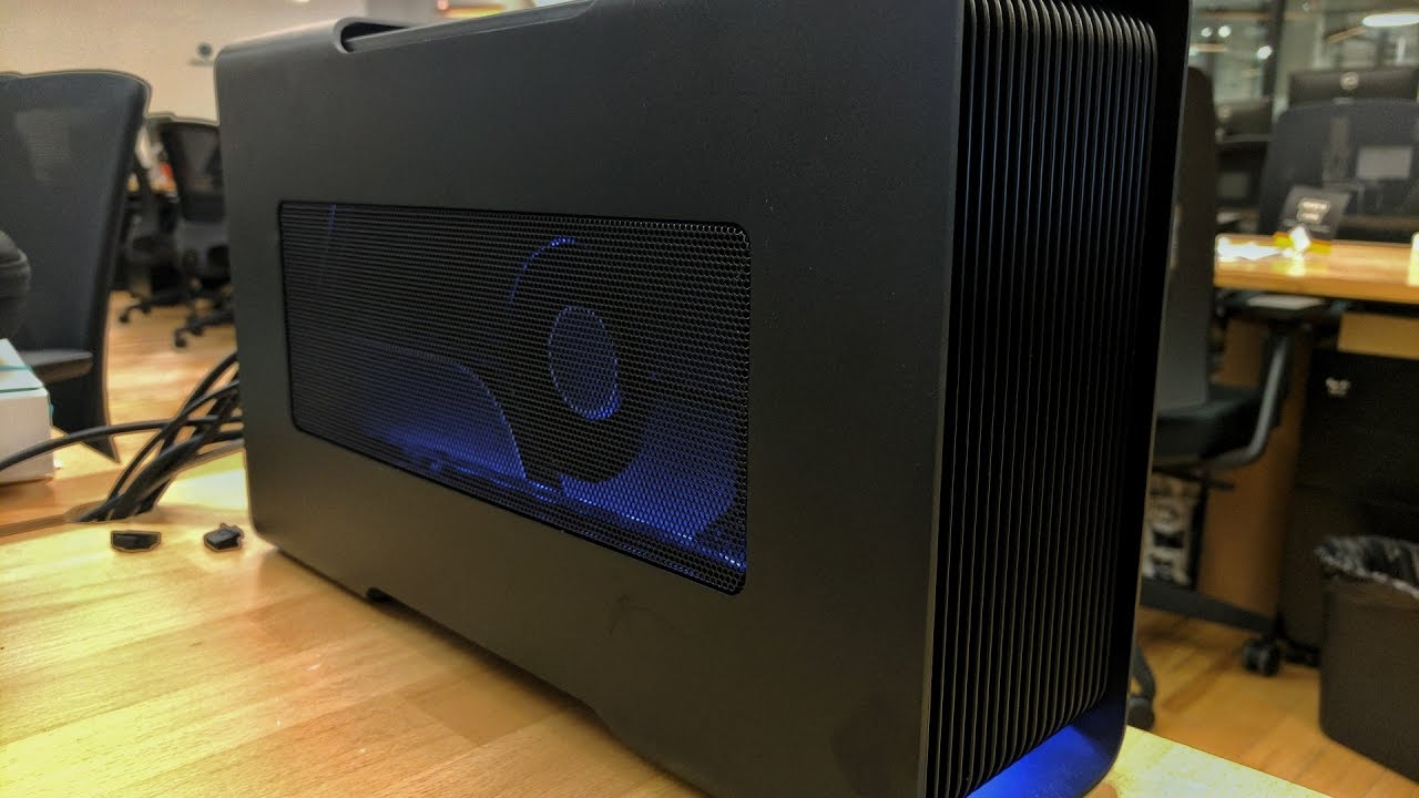 How to Use an External GPU with Your Laptop