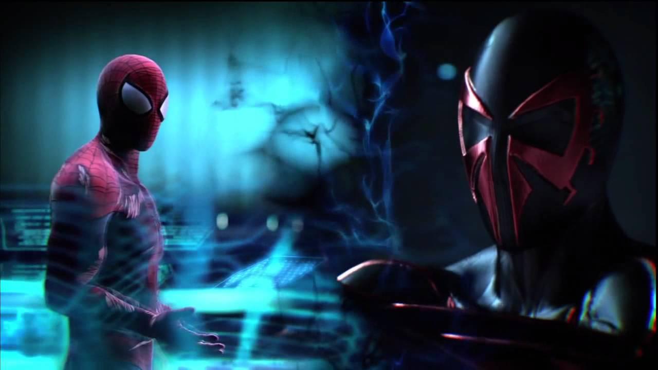 Spider Man  Edge of Ti...