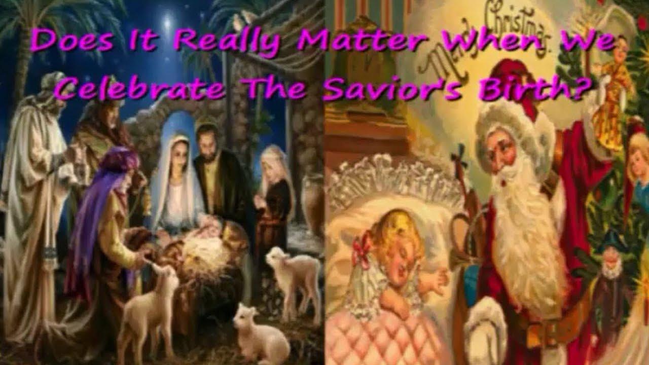 Nimrod/Babylon & The Origin Of Christmas - YouTube