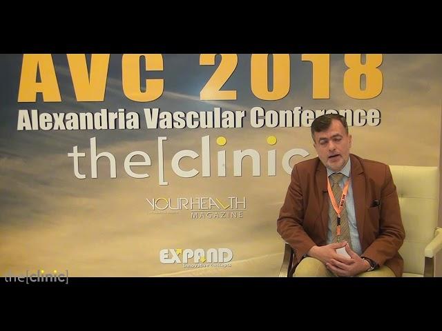 الأستاذ الدكتور ايمن السمادونى يتحدث عن الانسداد فى الاوعية الدموية وأهم خمس أشياء لحدوثه