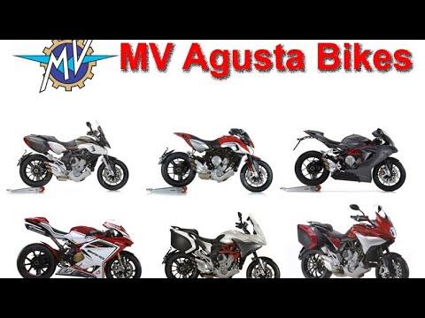 2018 MV Agusta/All In One
