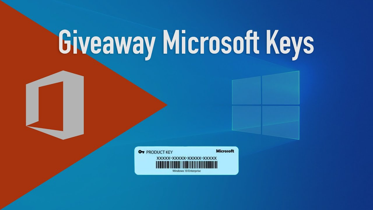Giveaway | Activate Windows 7/8/10 With Keys | Free | Blindable | No KMS | Microsoft Email Required