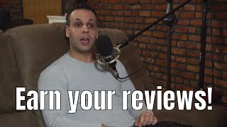 How to earn 5 star reviews on Google & Yelp. thumbnail