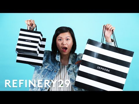 $1000 Ultimate Sephora Shopping Haul | Beauty With Mi | Refinery29